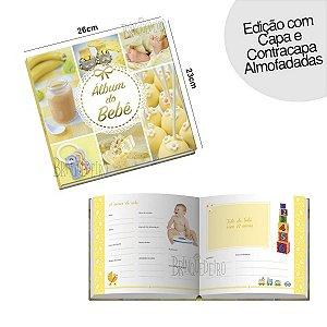 Album do Bebê Amarelo Vale das Letras