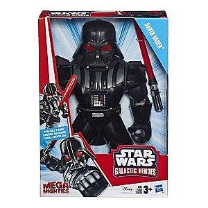 Boneco Darth Vader Star Wars 25cm Colecionável Heróis