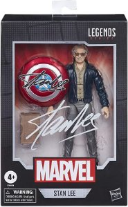 Boneco Colecionável Stan Lee Legends Series Hasbro