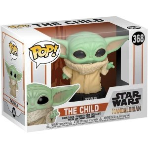 Pop Funko Star Wars Yoda Bebê Colecionável (368)