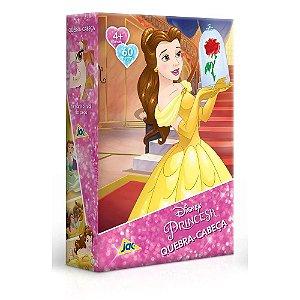 Jogo Quebra-Cabeça Princesa Bela e a Fera Disney