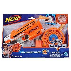 Lançador de Dardos Nerf N-Strike Elite Talonstrike - Hasbro
