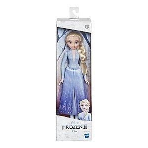 Boneca Elsa 30cm Articulada Frozen 2 Disney - Hasbro