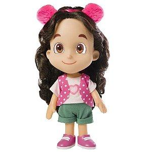 Boneca Maria Clara Youtube Articulada 27 Cm Original Lacrada