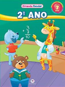 Livro de Atividades Educativo Infantil 2° Ano Escolar