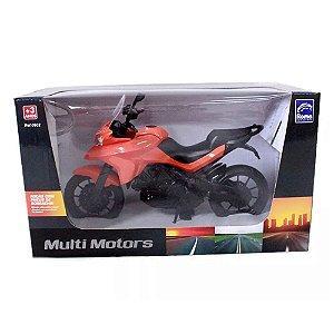 Moto de Brinquedo Cor Variada Roma Brinquedos