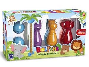 Jogo de Boliche Coleção Bichinhos - Roma Brinquedos