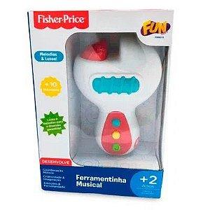 Brinquedo Infantil Bebê Chave Inglesa Musical Ferramenta