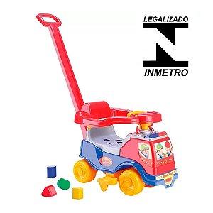 Carrinho Motoca Infantil Para Menino 8 em 1