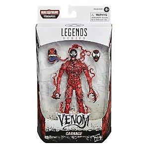 Boneco Articulado Venom Carnage Original - Hasbro