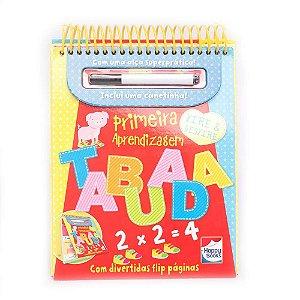 Livro Minha Primeira Tabuada - Happy Books