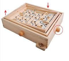 Jogo Educativo e Pedagógico Labirinto Numérico