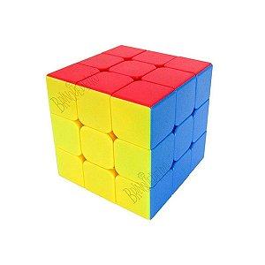 Cubo Mágico 3x3 Legend Speed Profissional Stickerless