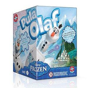 Jogo Pula Pula Do Olaf Frozen Estrela