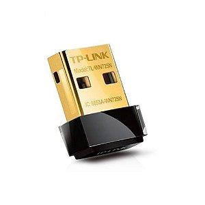 Adaptador USB nano Wireless N 150Mbps TI-WN725N - TP-LINK