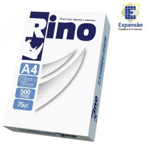 PAPEL RINO - 500 FOLHAS