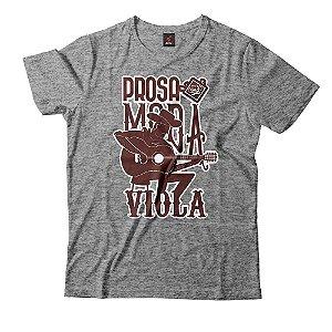 Camiseta Eloko Prosa, Moda e Viola