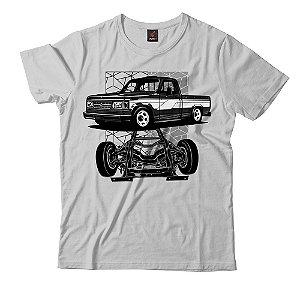 Camiseta Eloko D20 Chassi Preta