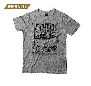 Camiseta Infantil Eloko Agropecuária