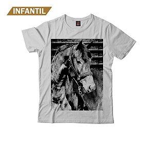 Camiseta Infantil Eloko Horse