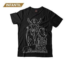 Camiseta Infantil Eloko Infância Raiz