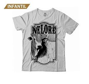 Camiseta Infantil Eloko Nelore