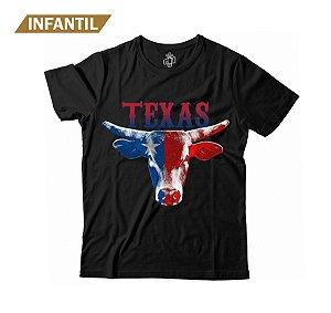 Camiseta Infantil Eloko Texas