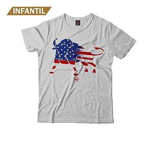Camiseta Infantil Eloko American Bull