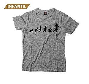 Camiseta Infantil Eloko Primeiros Passos