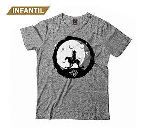 Camiseta Infantil Eloko Luar