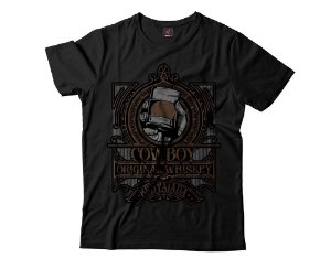 Camiseta Eloko Cowboy Whiskey
