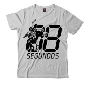 Camiseta Eloko Rodeio 8 Segundos