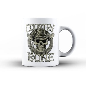 Caneca Eloko Country to the Bone
