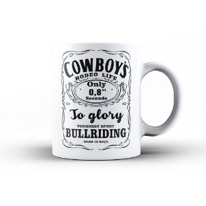 Caneca Eloko Cowboys to Glory