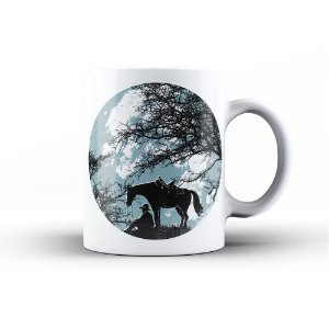 Caneca Eloko The Moon