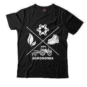 Camiseta Eloko Agronomia Símbolos