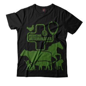 Camiseta Eloko Medicina Veterinária
