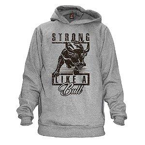 Moletom Eloko Strong Like a Bull