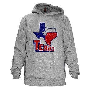 Moletom Eloko Texas Map