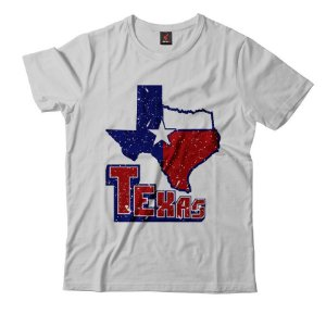 Camiseta Eloko Texas Map