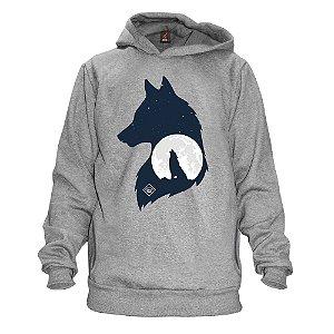 Moletom Eloko Moon Wolf