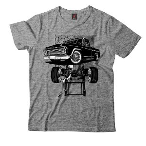 Camiseta Eloko C10 Chassi Preta
