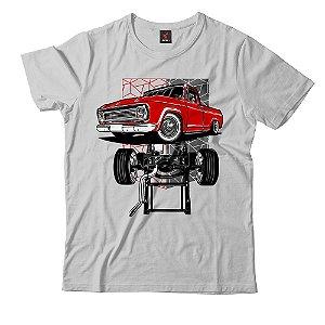 Camiseta Eloko C10 Chassi Vermelha
