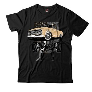 Camiseta Eloko C10 Chassi Bege