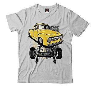 Camiseta Eloko F100 Chassi Amarela