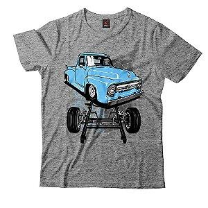Camiseta Eloko F100 Chassi Azul