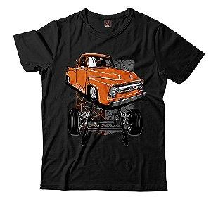 Camiseta Eloko F100 Chassi Laranja