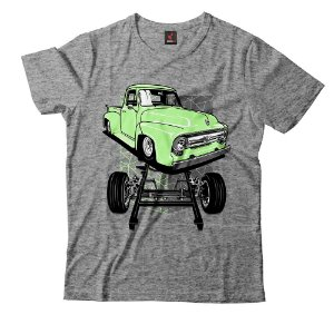 Camiseta Eloko F100 Chassi Verde