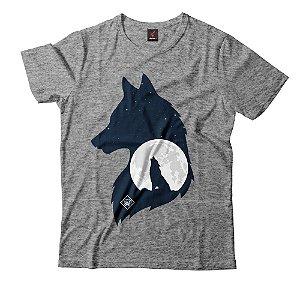 Camiseta Eloko Moon Wolf