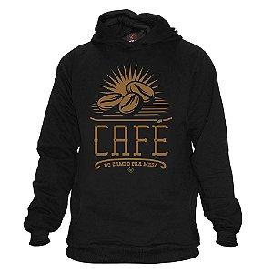 Moletom Eloko Café